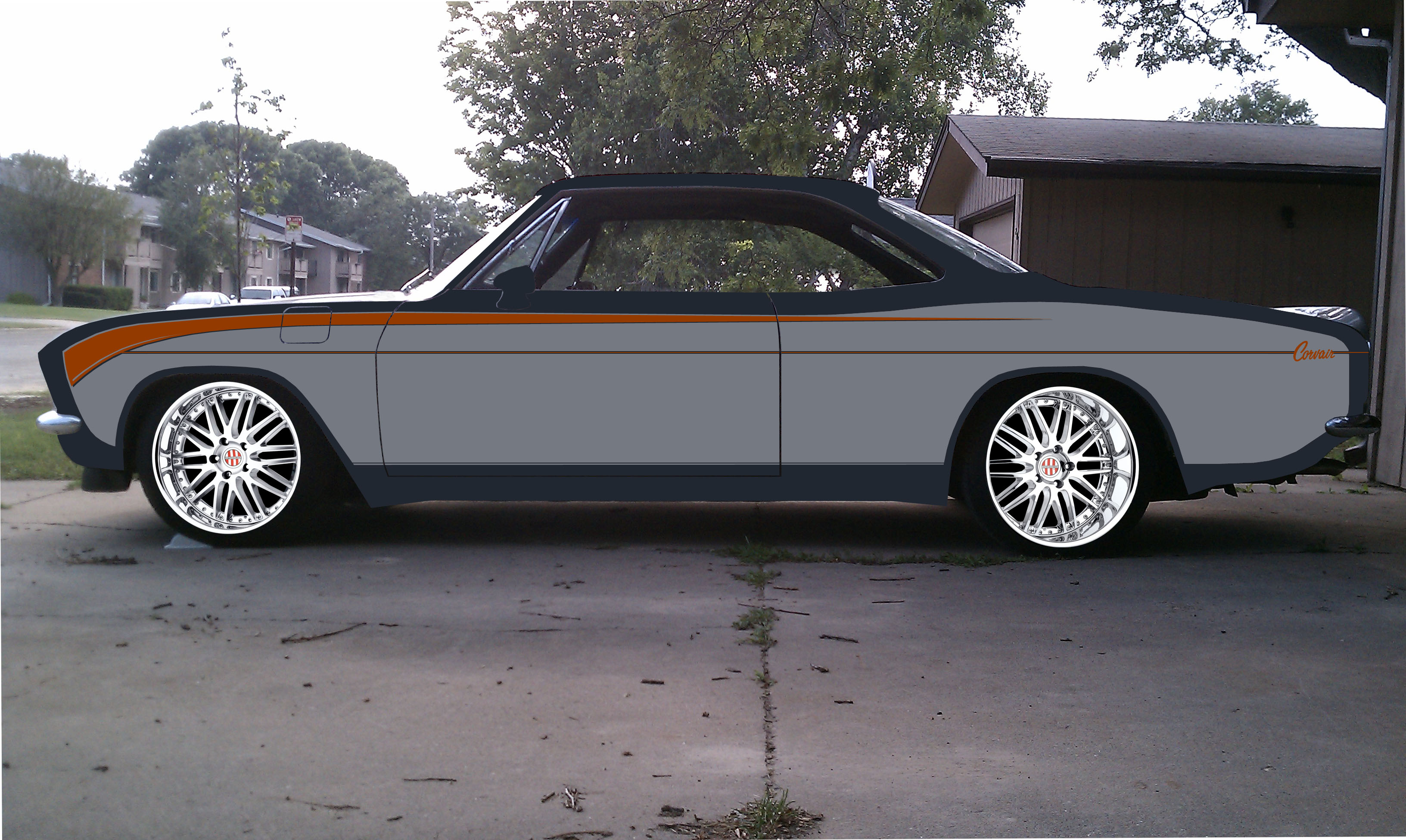 Filed under: Corvair Project